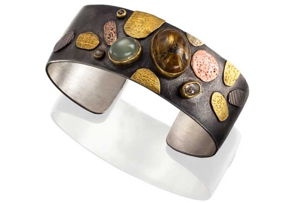 Purisma Creek Lily Pad Cuff