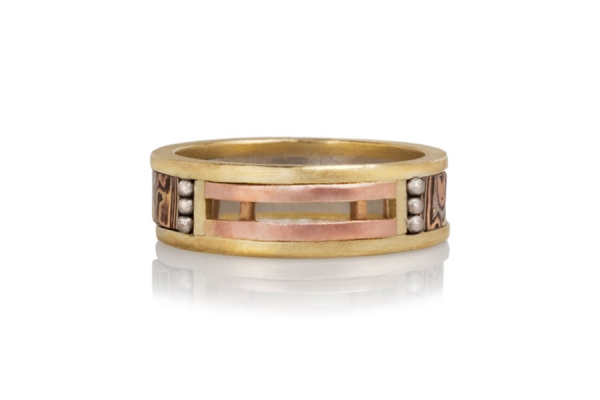 Talisman Narrow Wedding Band