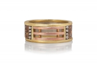 Talisman Wedding Band